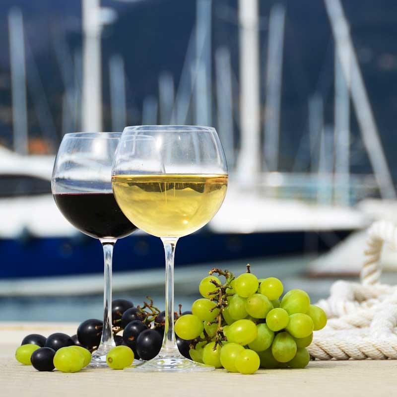 aquavino wijn
